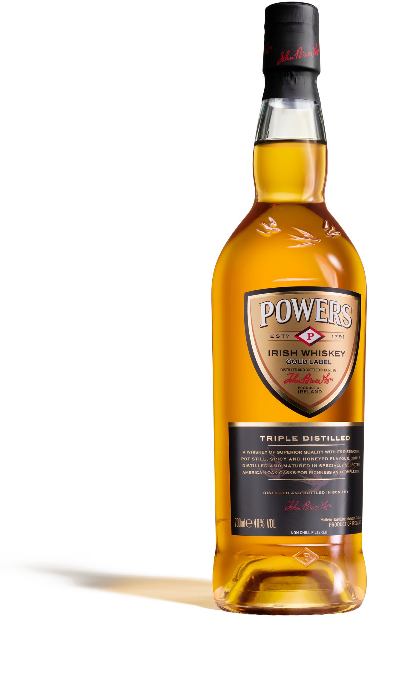 Powers Gold Label